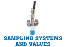 Sampling Systems and Valves