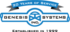 Genesis Systems, Inc. Logo